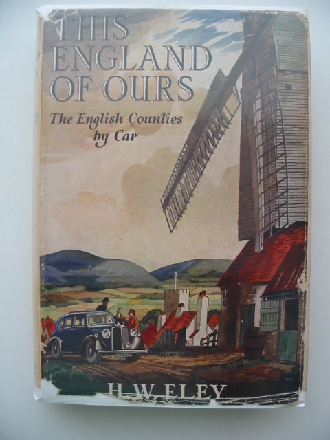 Photo of THIS ENGLAND OF OURS written by Eley, Harold W. published by Newnes (STOCK CODE: 682786)  for sale by Stella & Rose's Books
