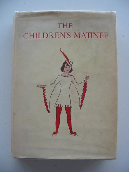 Photo of THE CHILDREN'S MATINEE written by Streatfeild, Noel illustrated by Gervis, Ruth published by William Heinemann Ltd. (STOCK CODE: 682882)  for sale by Stella & Rose's Books