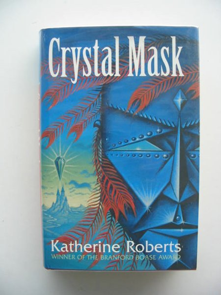 Photo of CRYSTAL MASK written by Roberts, Katherine published by The Chicken House (STOCK CODE: 682893)  for sale by Stella & Rose's Books