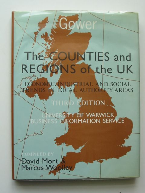 Photo of THE COUNTIES AND REGIONS OF THE UK written by Mort, David<br />Woolley, Marcus published by Gower (STOCK CODE: 683546)  for sale by Stella & Rose's Books