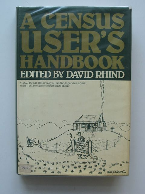 Photo of A CENSUS USER'S HANDBOOK written by Rhind, David published by Methuen (STOCK CODE: 683857)  for sale by Stella & Rose's Books