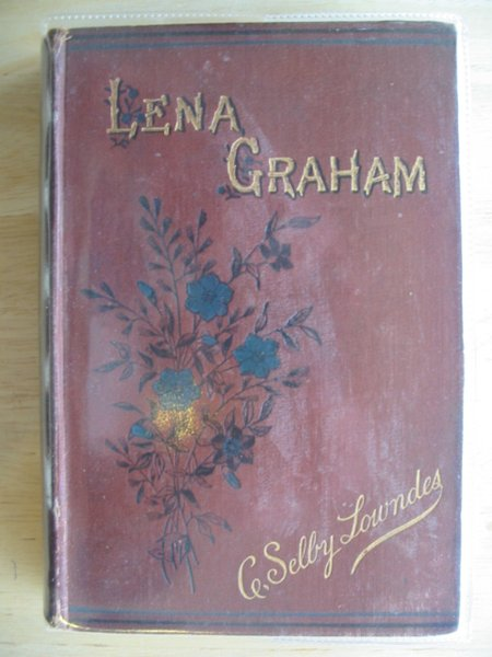 Photo of LENA GRAHAM written by Lowndes, Cecilia Selby illustrated by Scannell, Edith published by Frederick Warne & Co. (STOCK CODE: 688894)  for sale by Stella & Rose's Books