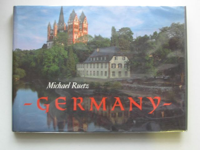 Photo of GERMANY written by Ruetz, Michael published by Bullfinch Publications (STOCK CODE: 689497)  for sale by Stella & Rose's Books