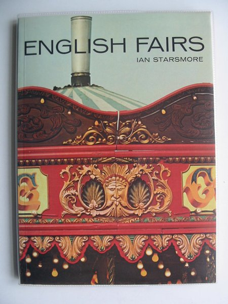 Photo of ENGLISH FAIRS written by Starsmore, Ian published by Thames and Hudson (STOCK CODE: 689626)  for sale by Stella & Rose's Books