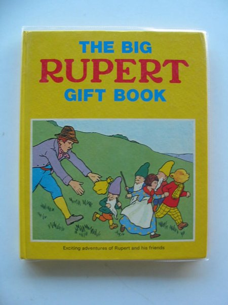 Photo of THE BIG RUPERT GIFT BOOK written by Tourtel, Mary published by Purnell & Sons (STOCK CODE: 690037)  for sale by Stella & Rose's Books