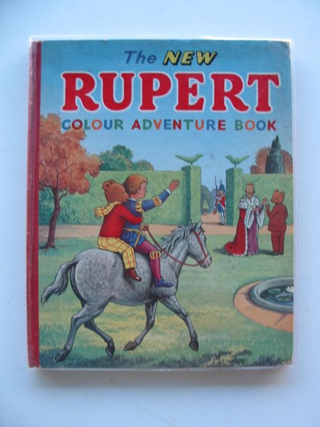 Photo of THE NEW RUPERT COLOUR ADVENTURE BOOK written by Tourtel, Mary published by L.T.A. Robinson Ltd. (STOCK CODE: 690039)  for sale by Stella & Rose's Books