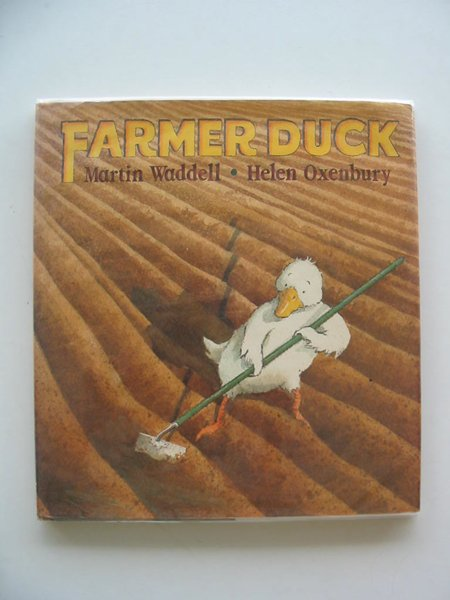 Photo of FARMER DUCK written by Waddell, Martin illustrated by Oxenbury, Helen published by Walker Books (STOCK CODE: 690334)  for sale by Stella & Rose's Books