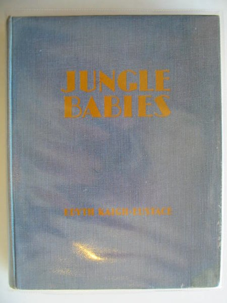 Photo of JUNGLE BABIES written by Kaigh-Eustace, Edyth illustrated by Bransom, Paul<br />Nelson, Don published by Cassell & Company Limited (STOCK CODE: 690369)  for sale by Stella & Rose's Books