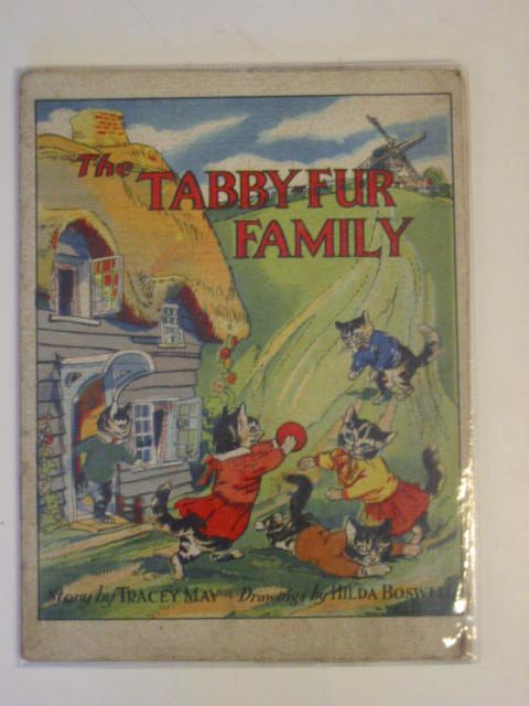 Photo of THE TABBY-FUR FAMILY written by May, Tracey illustrated by Boswell, Hilda published by R.A. Publishing Co. Ltd. (STOCK CODE: 690396)  for sale by Stella & Rose's Books