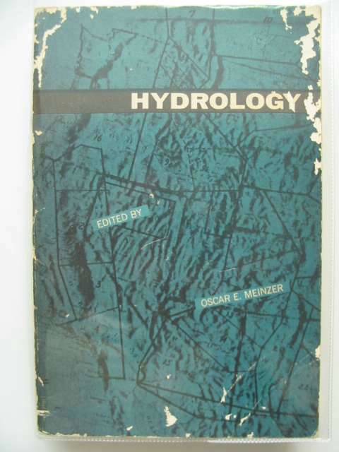 Photo of HYDROLOGY written by Meinzer, Oscar E. published by Dover Publications (STOCK CODE: 692167)  for sale by Stella & Rose's Books