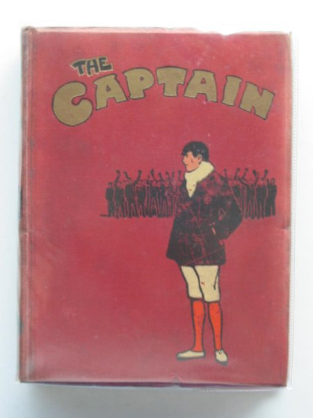 Photo of THE CAPTAIN VOL XLIV written by Westerman, Percy F.<br />Strang, Herbert<br />Brightwell, L.R.<br />et al,  illustrated by Rountree, Harry<br />Brock, H.M.<br />Heaps, Chris<br />et al.,  published by George Newnes Limited (STOCK CODE: 692245)  for sale by Stella & Rose's Books