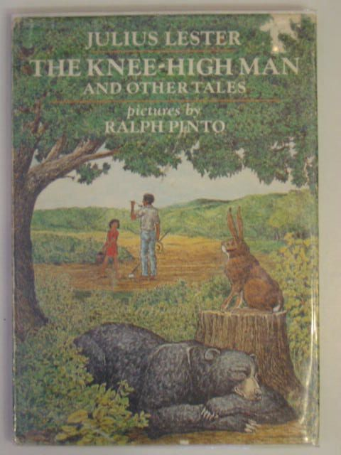 Photo of THE KNEE-HIGH MAN AND OTHER TALES written by Lester, Julius illustrated by Pinto, Ralph published by Kestrel Books (STOCK CODE: 692337)  for sale by Stella & Rose's Books