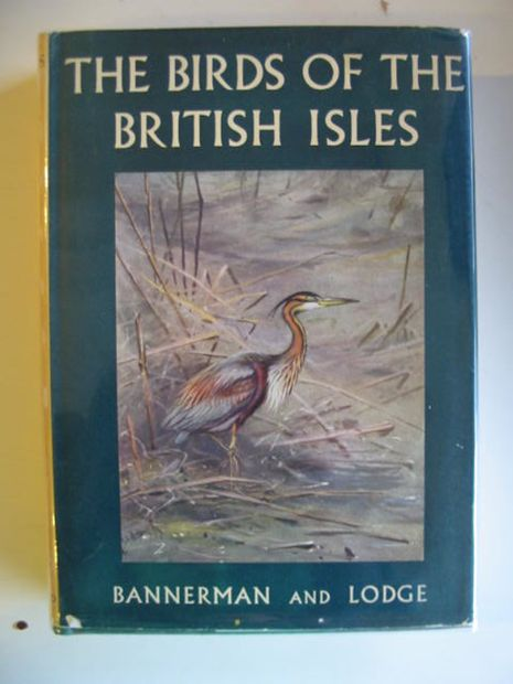 Photo of THE BIRDS OF THE BRITISH ISLES (VOLUME VI) written by Bannerman, D.A. illustrated by Lodge, G.E. published by Oliver & Boyd (STOCK CODE: 693956)  for sale by Stella & Rose's Books