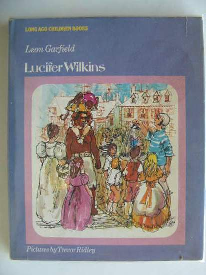 Photo of LUCIFER WILKINS written by Garfield, Leon illustrated by Ridley, Trevor published by Heinemann (STOCK CODE: 697279)  for sale by Stella & Rose's Books