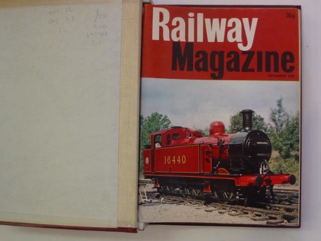 Photo of RAILWAY MAGAZINE published by Ian Allan (STOCK CODE: 697907)  for sale by Stella & Rose's Books