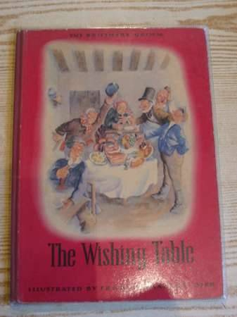 Photo of THE WISHING TABLE written by Grimm, Brothers<br />Cherry, Joan illustrated by Amadeus-Dier, Erhard published by Polytint Limited (STOCK CODE: 700268)  for sale by Stella & Rose's Books