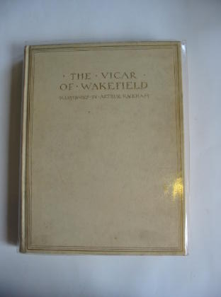 Photo of THE VICAR OF WAKEFIELD written by Goldsmith, Oliver illustrated by Rackham, Arthur published by George G. Harrap & Co. Ltd. (STOCK CODE: 703388)  for sale by Stella & Rose's Books