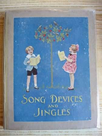 Photo of SONG DEVICES AND JINGLES written by Smith, Eleanor illustrated by Young, Florence<br />Pearse, S.B.<br />Nixon, Kathleen published by Waverley Book Company Ltd. (STOCK CODE: 706341)  for sale by Stella & Rose's Books