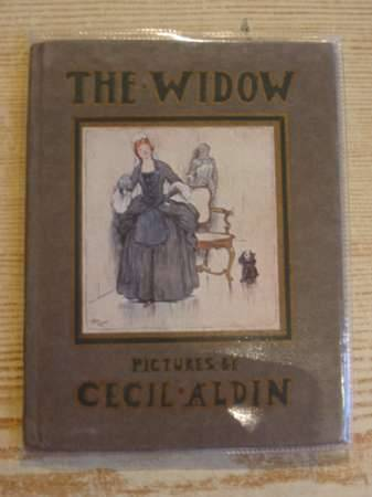 Photo of THE PERVERSE WIDOW AND THE WIDOW written by Steele, Richard<br />Irving, Washington illustrated by Aldin, Cecil published by William Heinemann (STOCK CODE: 707167)  for sale by Stella & Rose's Books
