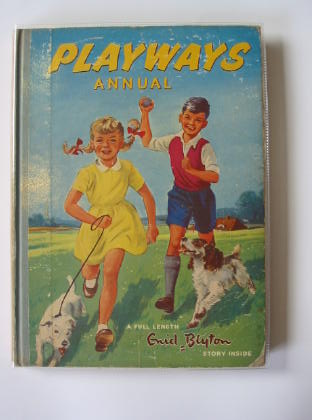 Photo of PLAYWAYS ANNUAL written by Blyton, Enid<br />Temple, Chris<br />Varty, Frank<br />et al,  published by Playways Office (STOCK CODE: 713469)  for sale by Stella & Rose's Books
