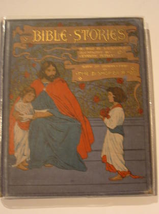Photo of BIBLE STORIES written by Weedon, L.L. illustrated by Dudley, Ambrose published by Ernest Nister (STOCK CODE: 713729)  for sale by Stella & Rose's Books