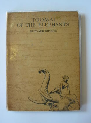 Photo of TOOMAI OF THE ELEPHANTS written by Kipling, Rudyard published by Macmillan & Co. Ltd. (STOCK CODE: 714800)  for sale by Stella & Rose's Books