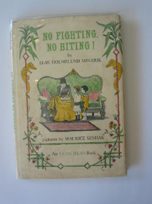Photo of NO FIGHTING, NO BITING! written by Minarik, Else Holmelund illustrated by Sendak, Maurice published by World's Work Ltd. (STOCK CODE: 716667)  for sale by Stella & Rose's Books
