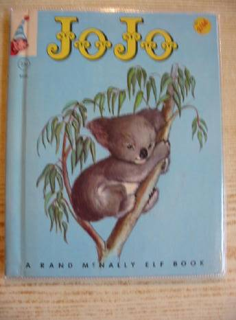 Photo of JOJO written by Barrows, Marjorie illustrated by Wallace, Ivy L. published by Rand McNally & Co. (STOCK CODE: 718181)  for sale by Stella & Rose's Books
