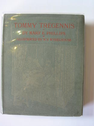 Photo of TOMMY TREGENNIS written by Phillips, Mary E. illustrated by Wheelhouse, M.V. published by Constable and Company Ltd. (STOCK CODE: 718686)  for sale by Stella & Rose's Books