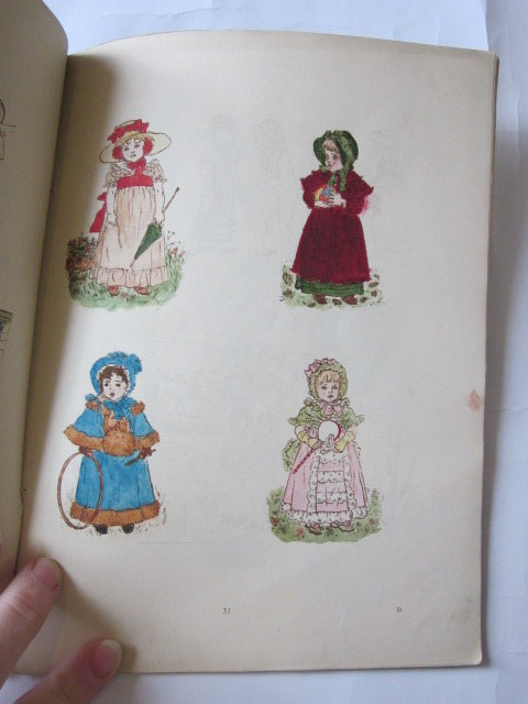 Photo of A PAINTING BOOK illustrated by Greenaway, Kate published by George Routledge & Sons (STOCK CODE: 718878)  for sale by Stella & Rose's Books