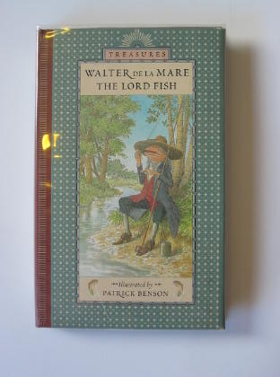 Photo of THE LORD FISH written by De La Mare, Walter illustrated by Benson, Patrick published by Walker Books (STOCK CODE: 720310)  for sale by Stella & Rose's Books