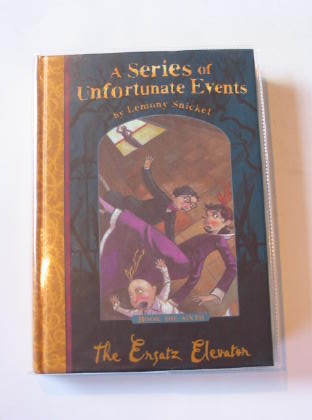 a series of unfortunate events the ersatz elevator Previous after the baudelaire's lost their parents in a tragic fire they've had to move from guardian to guardian trying to stay out of count olaf's clutches.