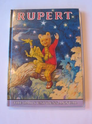 Photo of RUPERT ANNUAL 1979 illustrated by Harrold, John published by Daily Express (STOCK CODE: 725710)  for sale by Stella & Rose's Books