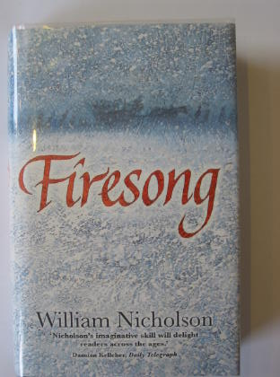 Photo of FIRESONG written by Nicholson, William published by Egmont Books Ltd. (STOCK CODE: 726896)  for sale by Stella & Rose's Books