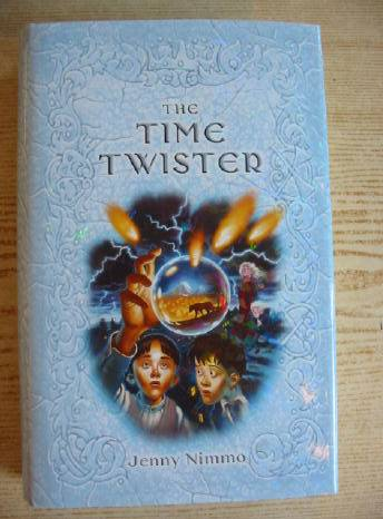 Photo of THE TIME TWISTER written by Nimmo, Jenny published by Egmont Books Ltd. (STOCK CODE: 730609)  for sale by Stella & Rose's Books
