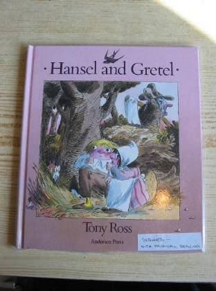 Photo of HANSEL AND GRETEL written by Grimm, Brothers illustrated by Ross, Tony published by Andersen Press (STOCK CODE: 730836)  for sale by Stella & Rose's Books