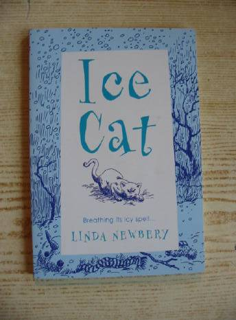 Photo of ICE CAT written by Newbery, Linda illustrated by Kavanagh, Peter published by Scholastic Press (STOCK CODE: 730954)  for sale by Stella & Rose's Books