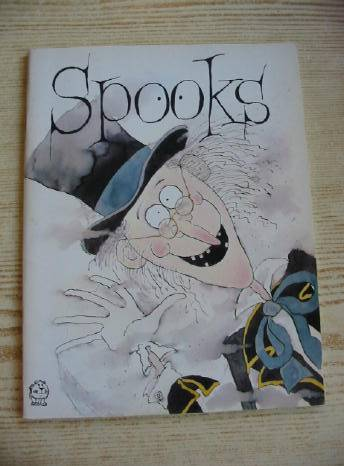 Photo of SPOOKS written by Hawkins, Colin<br />Hawkins, Jacqui illustrated by Hawkins, Colin published by Picture Lions (STOCK CODE: 731106)  for sale by Stella & Rose's Books