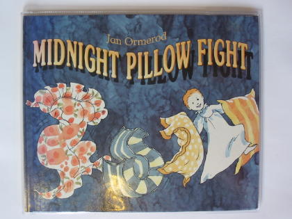 Photo of MIDNIGHT PILLOW FIGHT written by Ormerod, Jan illustrated by Ormerod, Jan published by Walker Books (STOCK CODE: 732280)  for sale by Stella & Rose's Books