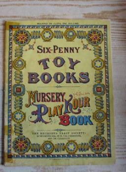 Photo of NURSERY PLAY HOUR BOOK published by The Religious Tract Society (STOCK CODE: 733076)  for sale by Stella & Rose's Books
