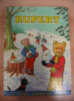 Photo of RUPERT ANNUAL 1974 illustrated by Cubie, Alex published by Daily Express (STOCK CODE: 733148)  for sale by Stella & Rose's Books