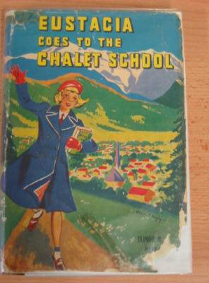 Photo of EUSTACIA GOES TO THE CHALET SCHOOL- Stock Number: 733360