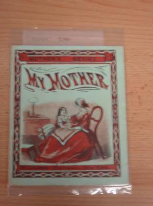 Photo of MY MOTHER published by McLoughlin Bros. (STOCK CODE: 733729)  for sale by Stella & Rose's Books