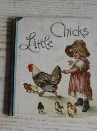 Photo of LITTLE CHICKS published by Ernest Nister (STOCK CODE: 734638)  for sale by Stella & Rose's Books