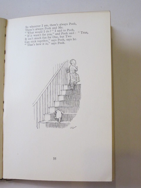 Photo of NOW WE ARE SIX written by Milne, A.A. illustrated by Shepard, E.H. published by Methuen & Co. Ltd. (STOCK CODE: 735157)  for sale by Stella & Rose's Books