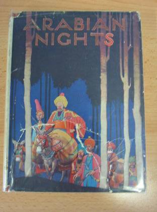 Photo of ARABIAN NIGHTS written by Olcott, Frances Jenkins (STOCK CODE: 735658)  for sale by Stella & Rose's Books