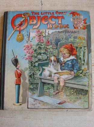 Photo of THE LITTLE ONES' OBJECT BOOK published by Ernest Nister (STOCK CODE: 736166)  for sale by Stella & Rose's Books