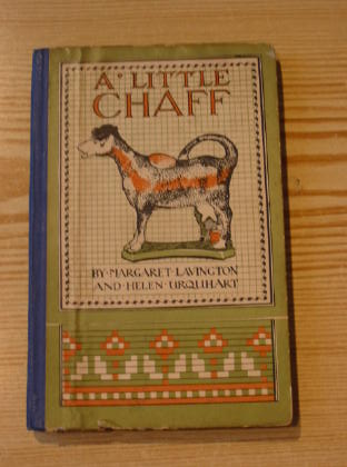 Photo of A LITTLE CHAFF written by Lavington, Margaret illustrated by Urquhart, Helen published by John Lane The Bodley Head (STOCK CODE: 737072)  for sale by Stella & Rose's Books