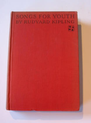 Photo of SONGS FOR YOUTH written by Kipling, Rudyard illustrated by Bates, Leo published by Hodder & Stoughton (STOCK CODE: 737879)  for sale by Stella & Rose's Books