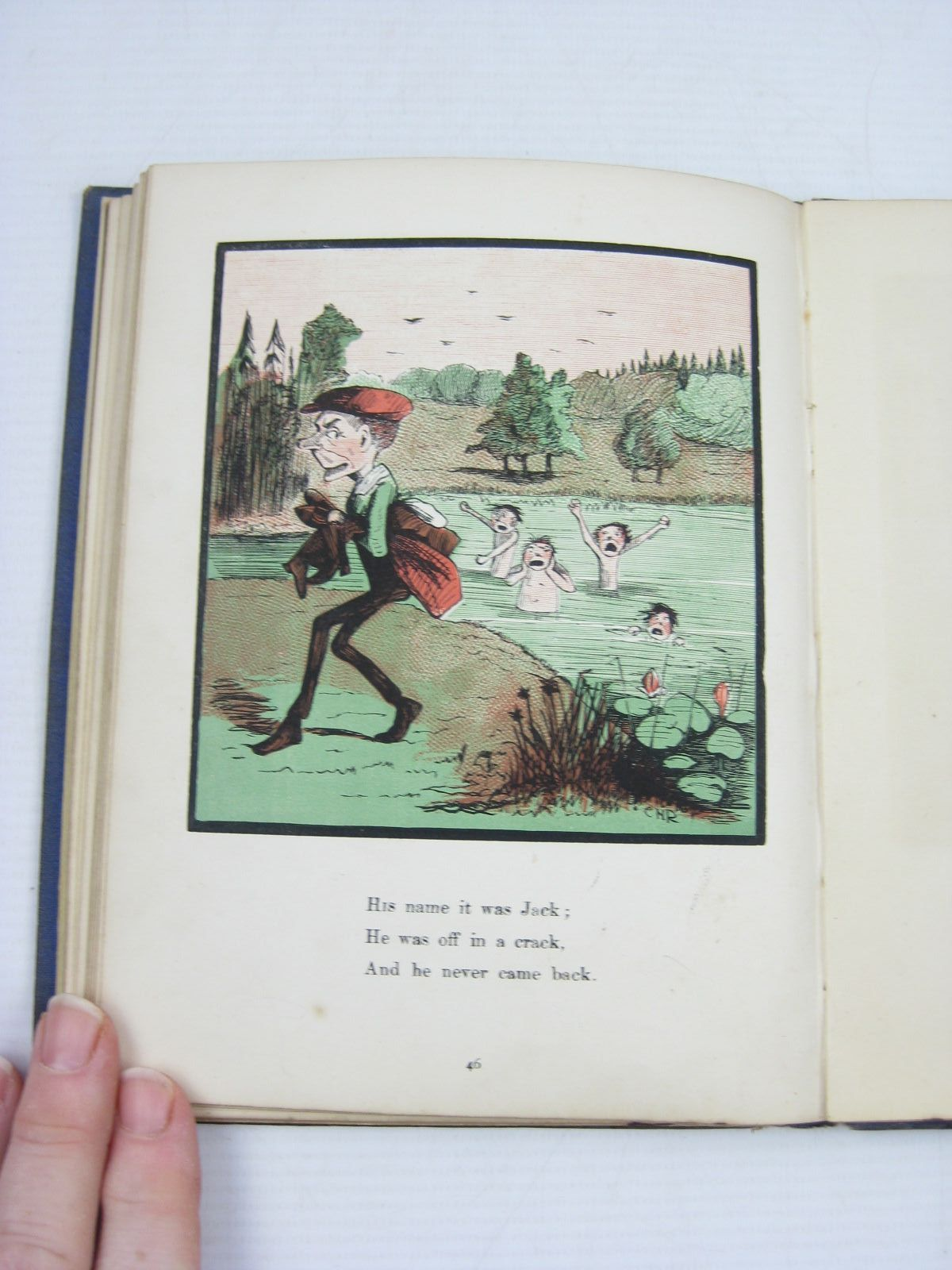 Photo of MERRY CONCEITS AND WHIMSICAL RHYMES written by Ross, Charles H. illustrated by Ross, Charles H. published by George Routledge & Sons (STOCK CODE: 737995)  for sale by Stella & Rose's Books